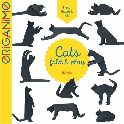 Cats - Fold and Play