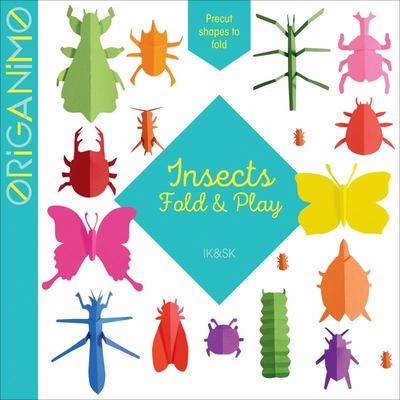 Insects: Fold and Play (Origami)