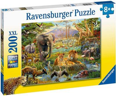Ravensburger Animals of the Savanna 200pc