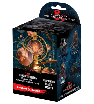 Icons of the Realms brick Volo's and Mordenkainen's Foes