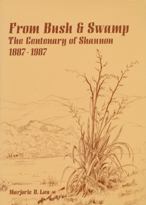 From Bush & Swamp, The Centenary of Shannon 1887-1987