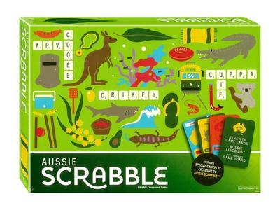 Scrabble Aussie Edition