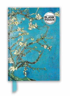 Vincent Van Gogh: Almond Blossom (Foiled Blank Journal)