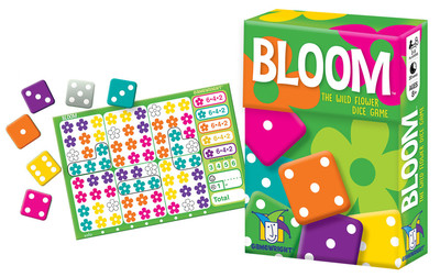 Bloom Dice Game