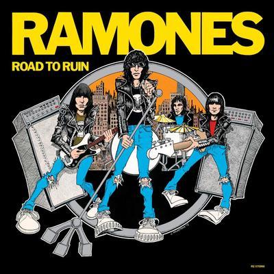 road to ruin - the ramones