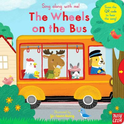 The Wheels on the Bus (Sing along with Me)