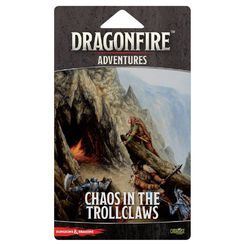 DRAGONFIRE ADVENTURE PACK CHAOS IN THE TROLLCLAWS