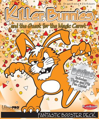 Killer Bunnies and the Quest for the Magic Carrot - Fantastic Booster