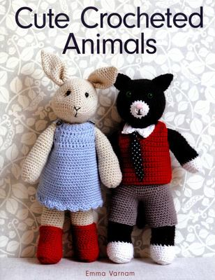 Cute Crocheted Animals: 10 Well-Dressed Friends to Make