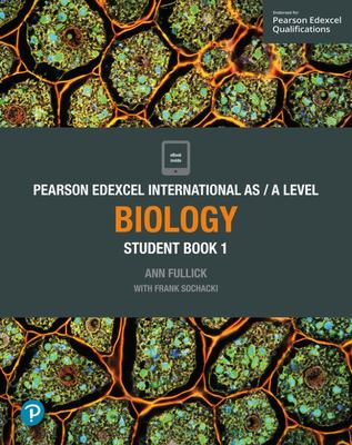Pearson Edexcel International AS Level Biology Student Book