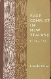 Race Conflict in New Zealand 1814-1865
