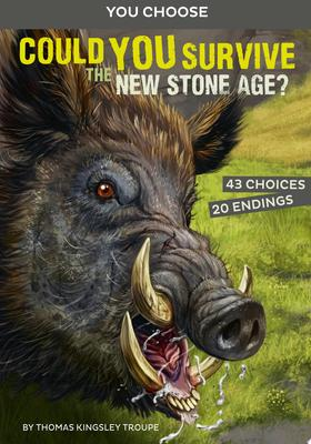 Could you Survive The New Stone age? (You Choose: Prehistoric Survival)