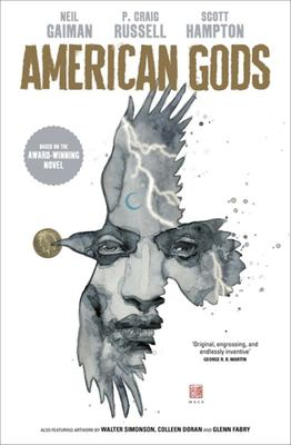 American Gods: Shadows (#1)