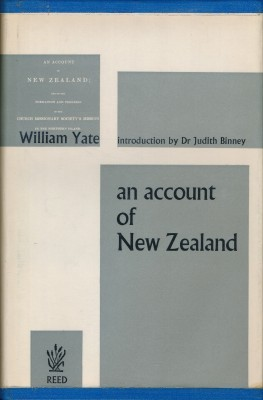 an account of New Zealand