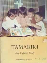 Tamariki: Our Children Today