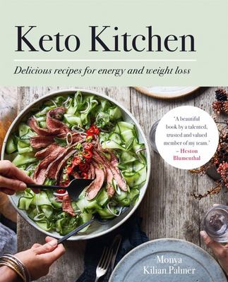 Keto Kitchen - Delicious Recipes for Energy and Weight Loss