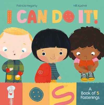 I Can Do It - A Book of 5 Fastenings