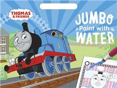Thomas & Friends: Steam Team Jumbo Paint with Water Pad