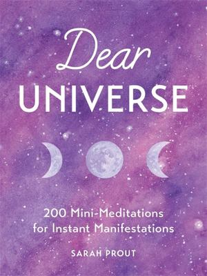 Dear Universe-200 Mini Med/Manifestation