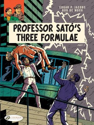 Blake And Mortimer 23 Professor Sato 2