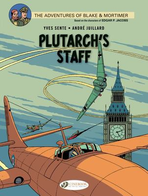 Plutarch's Staff - Blake and Mortimer