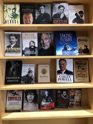 Biography Value Pack