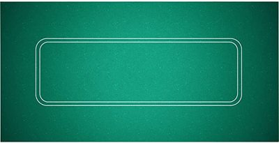 "TEXAS HOLD 72"" MAT"