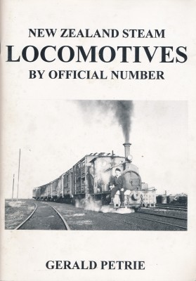 New Zealand Steam Locomotives by Official Number