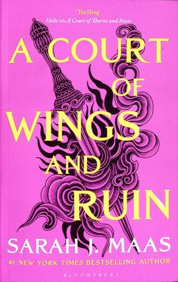 A Court of Wings and Ruin (#3 A Court of Thorns and Roses)