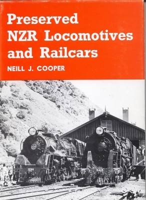 Preserved NZR Locomotives and Railcars