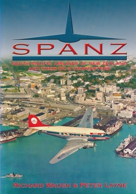 Spanz South Pacific Airlines of New Zeakand and