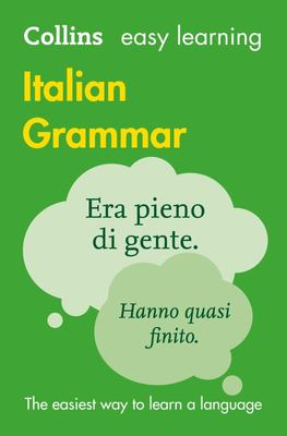 Collins Easy Learning Italian Grammar 3rd Edition