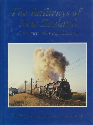The Railways of New Zealand A Journey through history