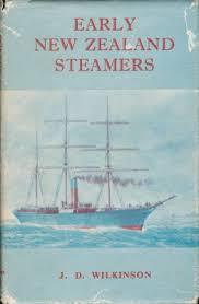 Early New Zealand Steamers