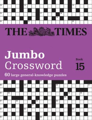 The Times 2 Jumbo Crossword Book 15