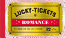 Lucky Tickets for Romance - 12 Gift Coupons