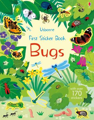 Bugs (Usborne First Sticker Book)