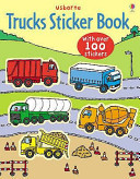 Trucks (Usborne First Sticker Book)