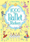 1000 Ballet Stickers (Usborne Activities)