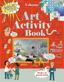 Art Activity Book (Usborne)