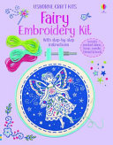 Embroidery Kit Fairy (Usborne Craft Kits)