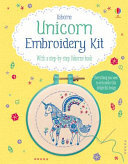 Unicorn Embroidery Kit (Usborne Craft Kits)