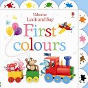 First Colours (Look and Say)