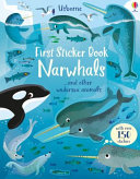 First Sticker Book Narwhals