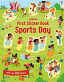 First Sticker Book: Sports Day