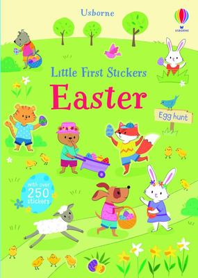 First Little Stickers Easter