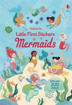 Little First Stickers: Mermaids
