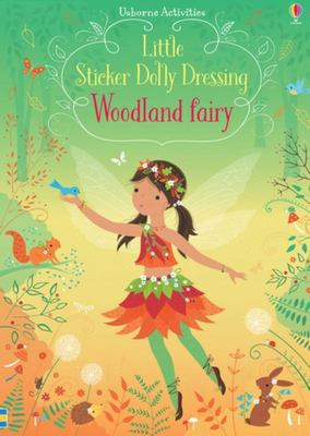 Little Dolly Dressing Woodland Fairy