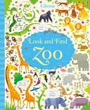 Zoo (Usborne Look and Find)