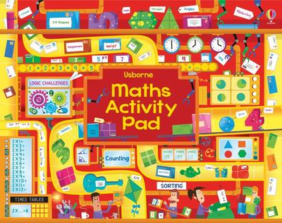 Maths Activity Pad